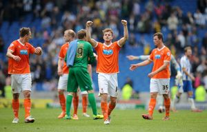 Sky Bet Championship - Brighton and Hove Albion v Blackpool - AMEX Stadium