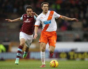 Sky Bet Championship - Burnley v Blackpool - Turf Moor