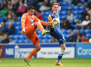 <b>Sky Bet Championship - Cardiff City v Blackpool - Cardiff City Stadium</b><br>Selection of 14 items
