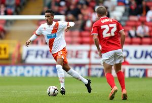 Sky Bet Championship - Charlton Athletic v Blackpool - The Valley