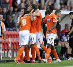 Sky Bet Championship - Doncaster Rovers v Blackpool - Keepmoat Stadium