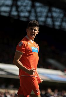 <b>Sky Bet Championship - Ipswich Town v Blackpool - Portman Road</b><br>Selection of 10 items