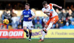 Sky Bet Championship : Ipswich Town v Blackpool : Portman Road : 15-02-2014 (Selection of 4 Items)