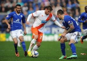 Sky Bet Championship - Leicester City v Blackpool - King Power Stadium