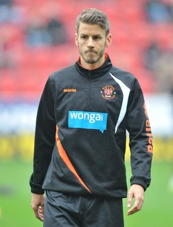 Sky Bet Championship - Rotherham United v Blackpool - New York Stadium