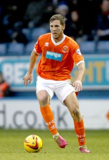 Sky Bet Championship : Sheffield Wednesday v Blackpool : Hillsborough : 01-01-2014 (Selection of 3 Items)