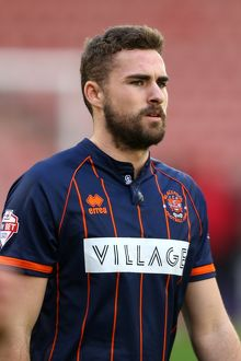 Sky Bet League One - Barnsley v Blackpool - Oakwell