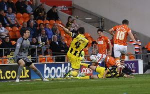 Sky Bet League One - Blackpool v Burton Albion - Bloomfield Road