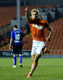 Sky Bet League One - Blackpool v Chesterfield - Bloomfield Road