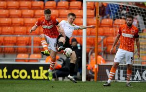 Sky Bet League One - Blackpool v Colchester United - Bloomfield Road
