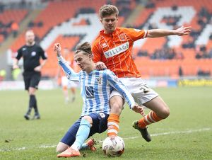 Sky Bet League One - Blackpool v Coventry City - Bloomfield Road