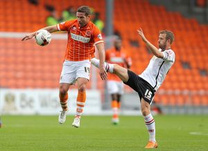 Sky Bet League One - Blackpool v Crewe Alexandra - Bloomfield Road