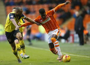 Sky Bet League One - Blackpool v Fleetwood Town - Bloomfield Road
