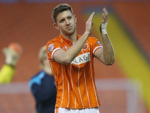 Sky Bet League One - Blackpool v Gillingham - Bloomfield Road