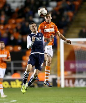 Sky Bet League One - Blackpool v Millwall - Bloomfield Road