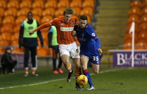 Sky Bet League One - Blackpool v Oldham Athletic - Bloomfield Road