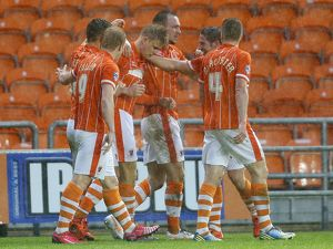 Sky Bet League One - Blackpool v Peterborough United - Bloomfield Road