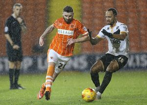 Sky Bet League One - Blackpool v Port Vale - Bloomfield Road