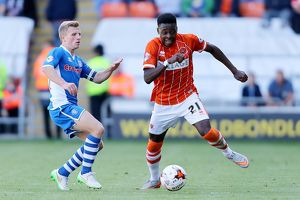 Sky Bet League One - Blackpool v Rochdale - Bloomfield Road