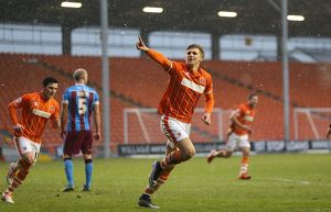 Sky Bet League One - Blackpool v Scunthorpe United - Bloomfield Road