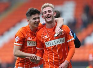 Sky Bet League One - Blackpool v Swindon Town - Bloomfield Road