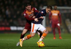 Sky Bet League One - Bradford City v Blackpool - Valley Parade