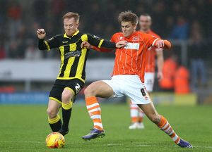 Sky Bet League One - Burton Albion v Blackpool - Pirelli Stadium