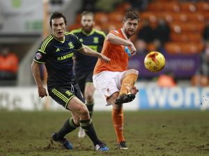 Sky Bet League Championship - Blackpool v Middlesbrough - Bloomfield Road