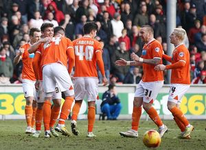Sky Bet League Championship - Blackpool v Nottingham Forest - Bloomfield Road
