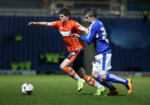 Sky Bet League One - Chesterfield v Blackpool - Proact Stadium