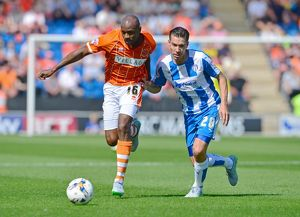 Sky Bet League One - Colchester United v Blackpool FC - Weston Homes Community Stadium