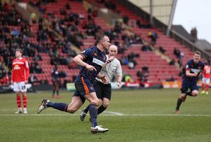 Sky Bet League One - Crewe Alexandra v Blackpool - Gresty Road