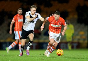 Sky Bet League One - Port Vale v Blackpool - Vale Park