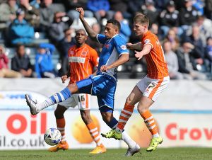 Sky Bet League One - Rochdale v Blackpool - Spotland Stadium