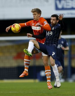 <b>Sky Bet League One - Southend United v Blackpool - Roots Hall</b><br>Selection of 10 items
