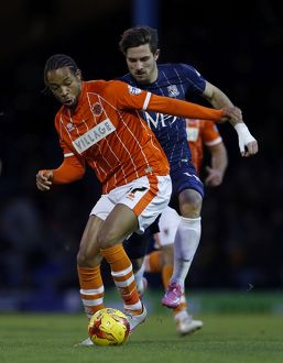 Sky Bet League One - Southend United v Blackpool - Roots Hall