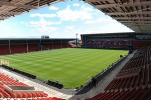 Soccer - Barclays Premier League - Blackpool v Blackburn Rovers - Bloomfield Road