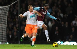 previous seasons/season 2010 2011 premier league 13 11 2010 west ham united v blackpool/soccer barclays premier league west ham united