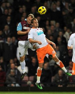 Barclays Premier League - West Ham United v Blackpool - Upton Park