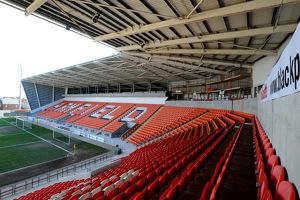 Soccer - Coca-Cola Football League Championship - Blackpool v Nottingham Forest