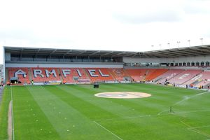 Soccer - Coca-Cola Football League Championship - Blackpool v Bristol City - Bloomfield