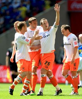 Soccer - Coca-Cola Football League Championship - Play Off Final - Blackpool v Cardiff
