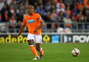 Soccer - npower Football League Championship - Blackpool v Leeds United - Bloomfield Road