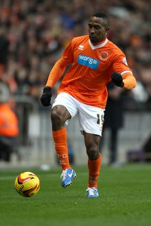 Soccer - Sky Bet Championship - Blackpool v Sheffield Wednesday - Bloomfield Road